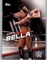 2016 WWE Divas Revolution #30 Nikki Bella