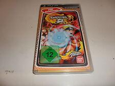 PLAYSTATION PORTABLE PSP Naruto: ULTIMATE NINJA HEROES - 2 [PSP Essentials]