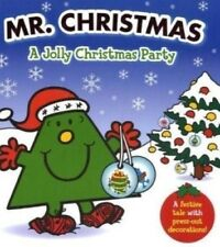 New, Mr. Christmas: A Jolly Christmas Party (Mr Men), Hargreaves, Roger, Book