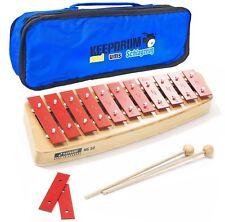 Sonor NG10 NG-10 Glockenspiel für Kinder + Keepdrum Tasche