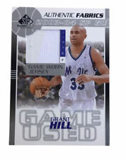 2003-04 SP Game Used - Authentic Fabrics #GHJ Grant Hill Game Used Jersey Magic