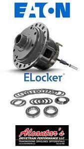 19977-010 Eaton Elocker for JK Wrangler Rear Dana 44 30spl + Carrier Set Up Kit