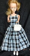 Vintage American Character Toy Corp 1963 Mary Makeup Doll - Tressy friend