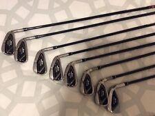 taylormade m4 iron set graphite