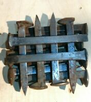 *High Carbon*Antique Railroad Spikes 30 Grade A /Blacksmith/ Knife Making/Crafts