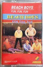 Beach Boys Fun Fun Fun  Cassette Made in Singapore RCS 5703