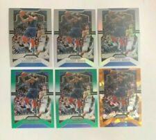 2019-20 Prizm Basketball Markieff Morris Base Silver Green Orange Ice 6 Lot #245