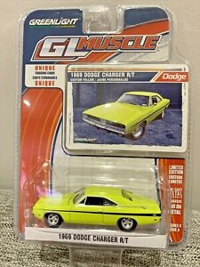 GreenLight Collectibles 1969 Dodge Charger R/T GL Muscle Series 9