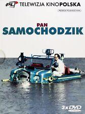 PAN SAMOCHODZIK (KINO POLSKA BOX 3 DVD) (DVD) - (Shipping Wordwide) Polish film