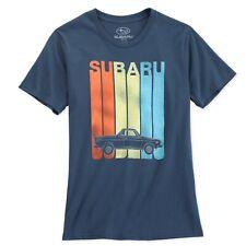 Subaru Genuine Vintage Brat Tee T Shirt Classic Sizes Small through 3X T-shirt
