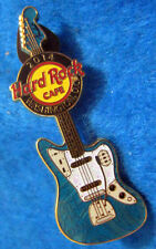 WASHINGTON DC BLUE JAGUAR FENDER GUITAR SERIES '14 ALL IS ONE Hard Rock Cafe PIN