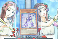 SUPER RARE x3 YGO Slayers NEW SESL-EN016 Cyclamen the Rikka Fairy