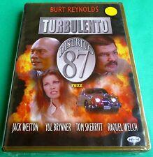 TURBULENTO DISTRITO 87 / FUZZ - Burt Reynolds - English Español - Precintada