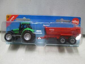 Siku Krampe Tractor with Spreader