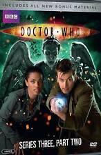 Doctor Who: Series Three, Part Two (DVD, 2014, 2-Disc Set) GREAT SHAPE