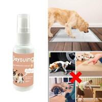 Effective Pet Toilet Training Spray Dog Props Inducer Positioning Defecation