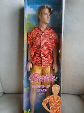 "Barbie ""Surf's-Up Beach Ken"" Doll"