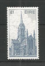 IRELAND 1985 DEFINITIVE £1.00 HIGH VALUE SG,550b U/M NH LOT 4134A