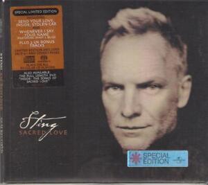 SACD-Sting /Sacred Love/Limited-/Special Edt/Bonustrack DSD 2003