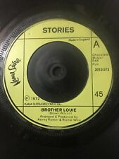 """Stories Brother Louie 7"""""""