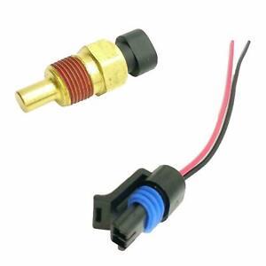 Coolant Temperature Sensor w/connector  FOR Chrysler Dodge Jeep Mitsubishi TX43