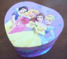 SLEEPING BEAUTY cinderella snow white DISNEY JEWELRY belle MUSIC BOX gift