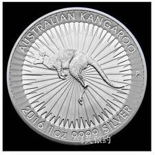 Australia 2016 Kangaroo Silver .999 1oz (UNC)