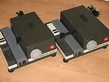 2x Leitz PRADOVIT RA 150 + Überblendgerät
