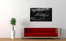 """2012 DODGE CHARGER BLACKTOP PRINT WALL POSTER PICTURE 33.1""""x20.7"""""""