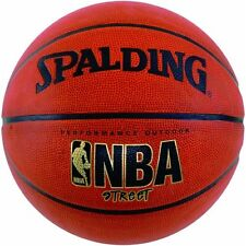 New Spalding Street Basketball Ball 63-249e NBA Indoor Outdoor Official Size