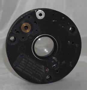 Kodak Anastigmat f4.5 161mm Lens Originally used on Fairchild K-20 Aerial Camera