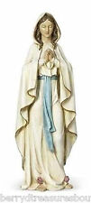 "24""OUR LADY OF LOURDES Blessed Mother Outdoor Garden Statue Josephs Studio 62291"