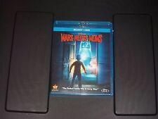 MARS NEEDS MOMS 2-Disc Combo Pack DVD/Blu-Ray BRAND NEW! (2011)