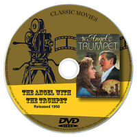 The Angel with the Trumpet 1950 Film DVD Eileen Herlie, Basil Sydney - Drama
