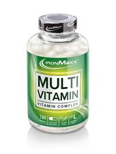 22 61 100 G IronMaxx Multivitamin 3 X 130 Caps Multi Vitamin 4 Ed