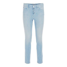 Guess Women's 1981 Exposed Button Trousers PN: W1GA28D4CR1