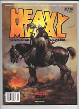 Heavy Metal #288 A The Weird Issue 2017 Frazetta Bisley Torres FN+ 1977 Series