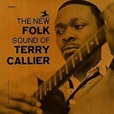 Terry Callier - The New Folk Sound Of Terry Callier (NEW CD)
