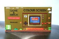 LIMITED EDITION COLLECTOR 35th Years Anniversary Nintendo Game & Watch | Perfect