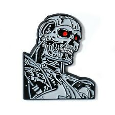 Pendant Lapel Hat Pin Terminator Salvation T-800 Collectible