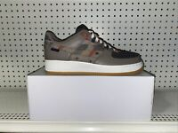 Nike Air Force 1 Low Pendleton By You Mens Athletic Shoes Size 10.5 Multi Color