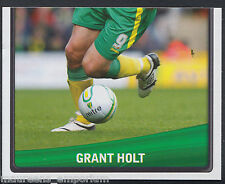 Panini Football 2011 Championship Sticker- No 243 - Norwich City - Grant Holt