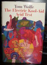 Tom Wolfe The Electric Kool-Aid Acid Test 1968 HC DJ 1st edition 1st printing