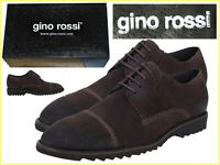 GINO ROSSI Zapatos Hombre 43 EU / 9 UK / 10 US Hasta -80 % GI02 N2G