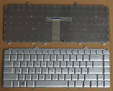 NEW For DELL XPS M1330 M1530 Keyboard Russian Silver