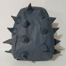 """New without Tag. Mad Pax Small Spike Blue-Grey Backpack 10.5""""Hx7.5""""Wx5""""D"""