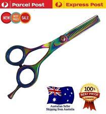 5'' Professional Hairdressing Barber Salon Hair Thinning Scissors Shears Razor