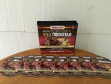 How To Become A REO Rockstar Real Estate Course By Preston Ely - 8 AUDIO CD'S!