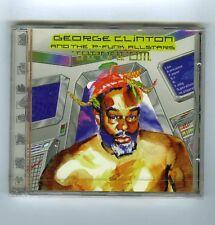 GEORGE CLINTON CD (NEW) T.A.P.O.A.F.O.M.