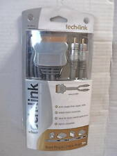 Techlink SPINA SCART A 2 SPINE RCA 3M CAVO DIGITALE